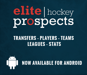 Elite Prospects launched on Android