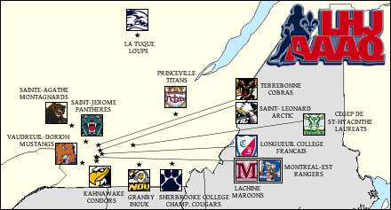 Ligue de Hockey Junior Qu�bec