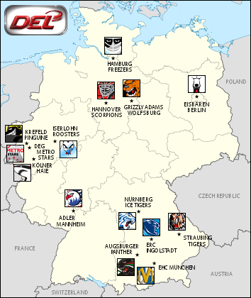 eishockey deutschland liga